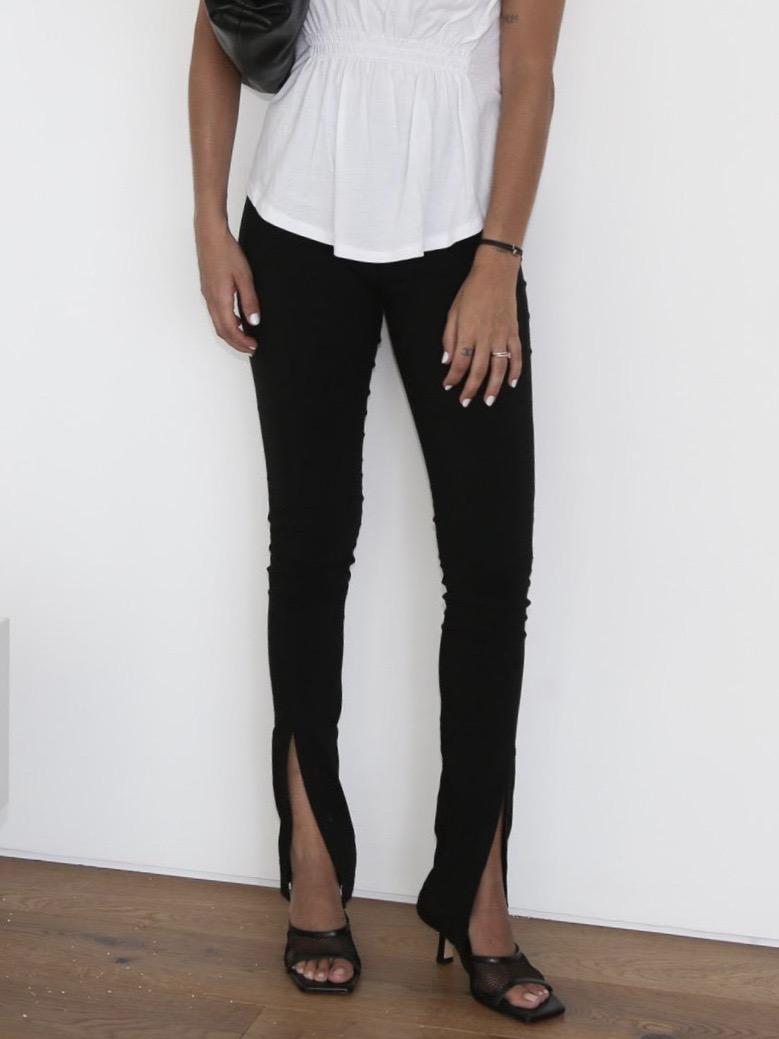 מכנס קטרינה שחור