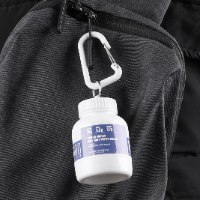חדש!! מחזיק מפתחות לתכולת מנת אבקת חלבון