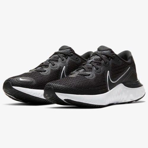 NIKE RENEW RUN נעלי ריצה לנשים צבע שחור|לבן