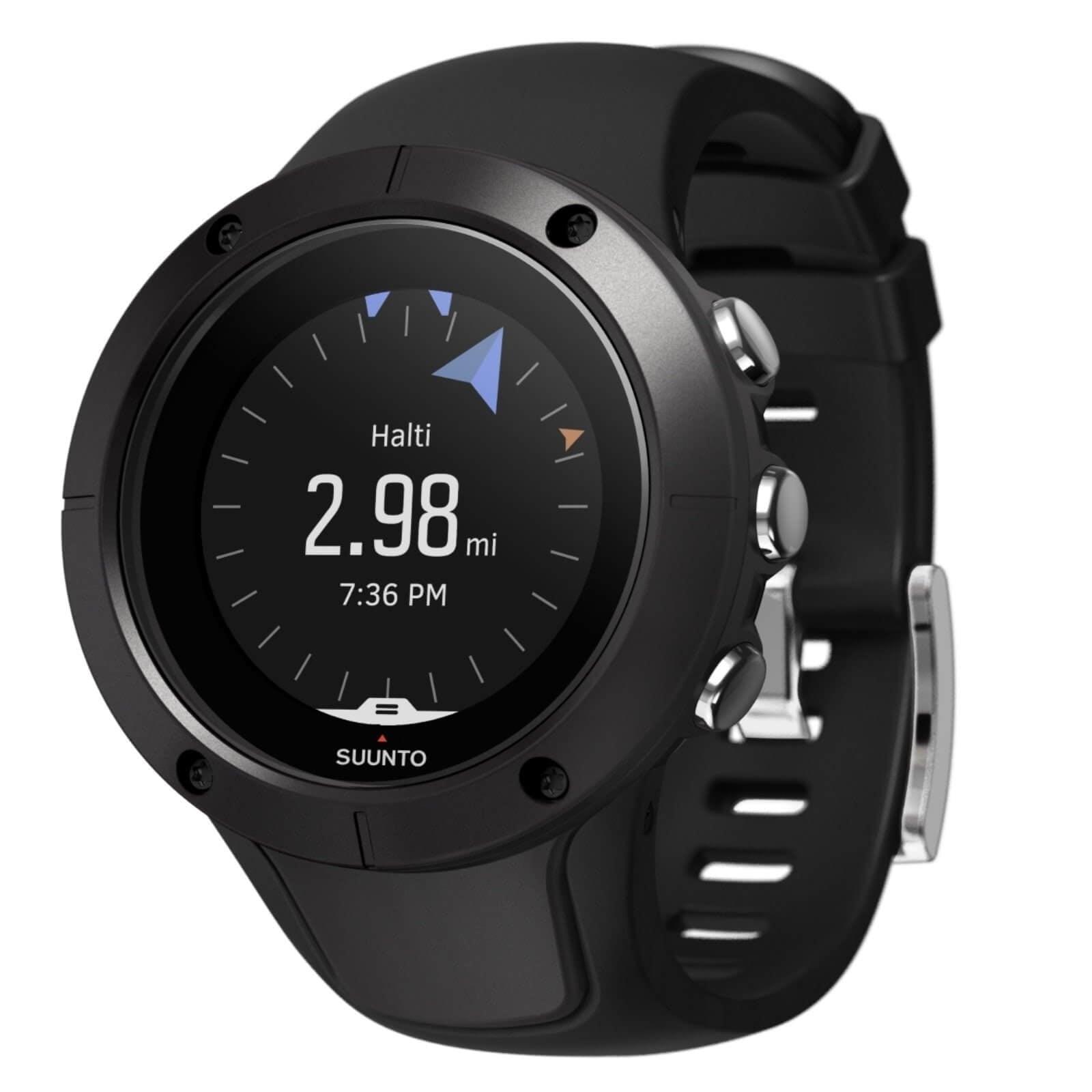 שעון סונטו עם דופק מהיד Suunto Trainer - Black