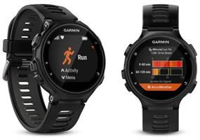 שעון ספורט Garmin Forerunner 735XT ללא רצועת דופק, שעון ריצה GPS עם מאפיינים של מולטי ספורט ומד דופק