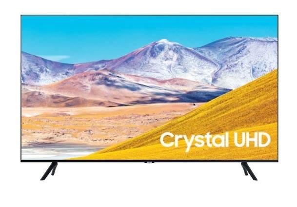 """טלוויזיה סמסונג Samsung 43"""" TU8000 UHD 4K HDR Smart TV UE43TU8000"""