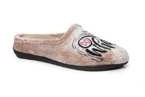 נעלי בית נוחות וחמות לנשים דגם - RO-4127