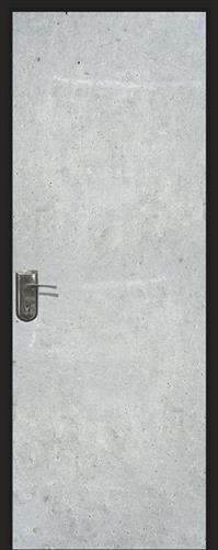 דלת בטון