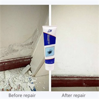 משחת הפלא לתיקון סדקים ונזקים בקירות