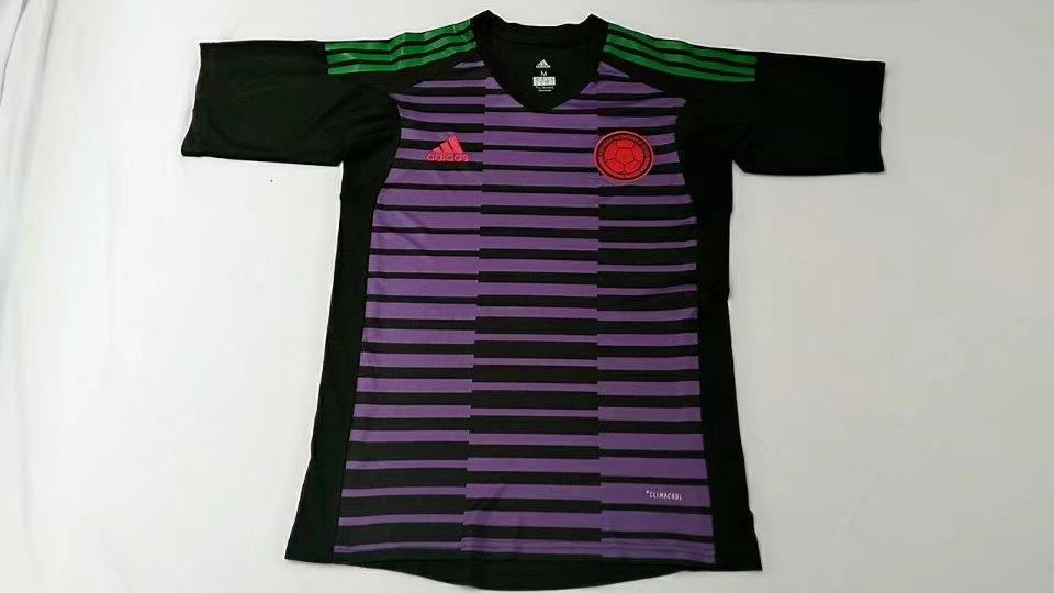 חליפת שוער נבחרת קולומביה