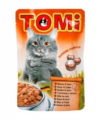 טומי פאוץ' מעדן כבד לחתלתולים