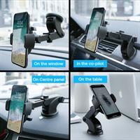 מעמד טלפון אוניברסלי אוטומטי לרכב