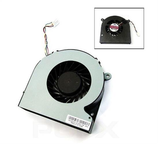 מאוורר למחשב HP Omni TouchSmart 220 320 420 520 620 All-in-one HP ENVY 23 CPU Fan