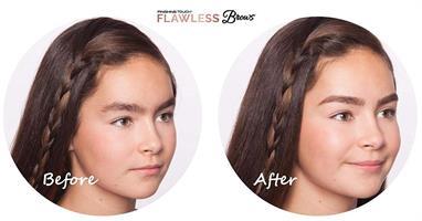 מסיר שיער מקצועי מהגבות - Finishing Touch Flawless