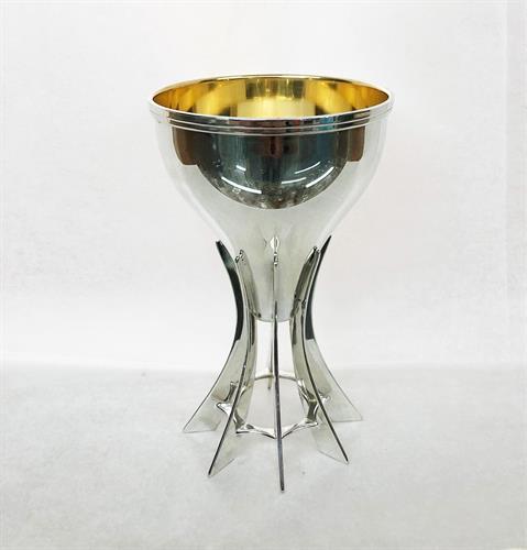 גביע כסף טהור דגם קיסר של האחים חדד