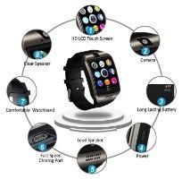שעון חכם עם מצלמה- Camerawatch