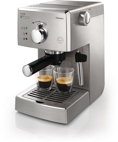 מכונת אספרסו Poemia Manual Espresso HD8327