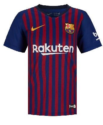 חולצת בית ברצלונה 18-19