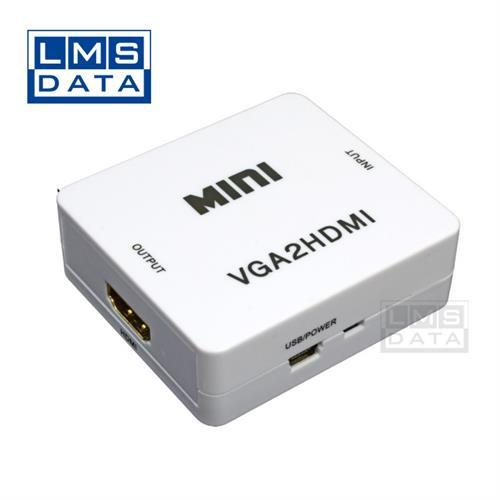 ממיר VGA לHDMI
