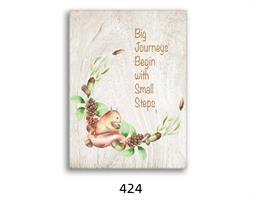 תמונת השראה מעוצבת לתינוקות, לסלון, חדר שינה, מטבח, ילדים - תמונת השראה דגם 424