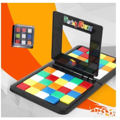משחק חשיבה - קוביות צבעוניות