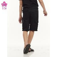 ג'ינס קצר שחור