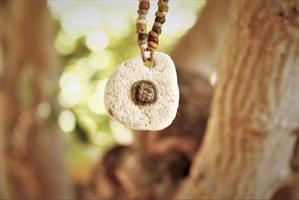 שרשרת נפרטיטי Ancient Egyptian Necklace