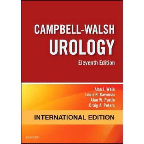 Campbell - Walsh Urology, International Edition : 4-Volume Set
