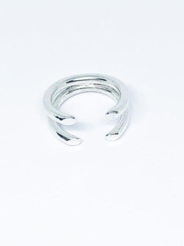 טבעת ג'ולי כסף