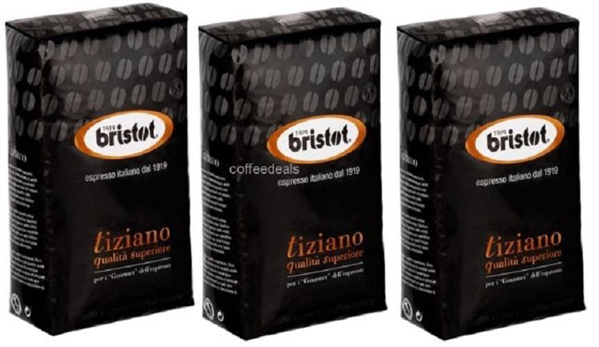 3 קג פולי קפה בריסטוט טיציאנו - Bristot tiziano