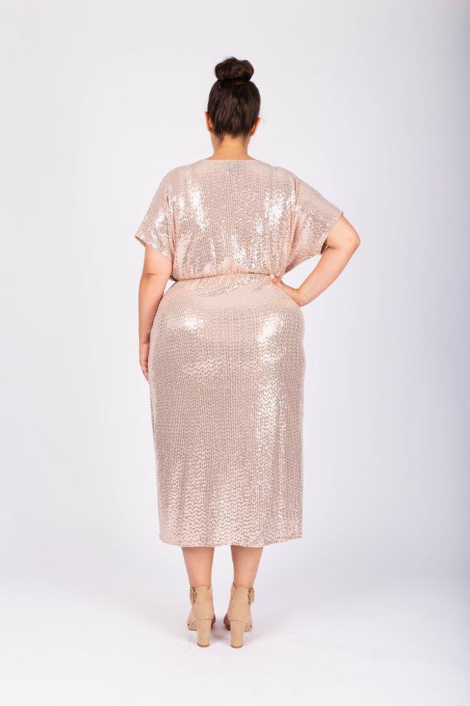 שמלת לורנה פודרה