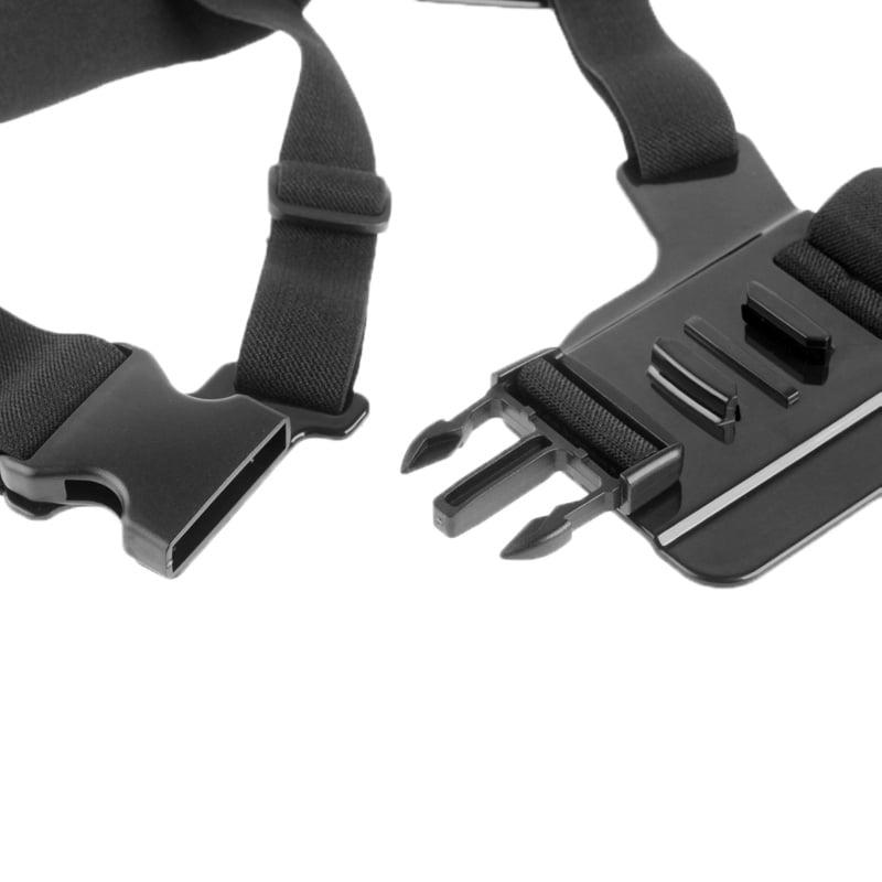 רצועת חזה לGOPRO ומצלמות אקסטרים- ג'יפר
