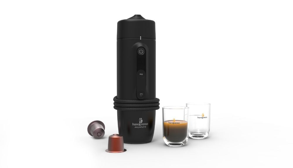 מכונת קפה ניידת לאוטו - קפסולות נספרסו