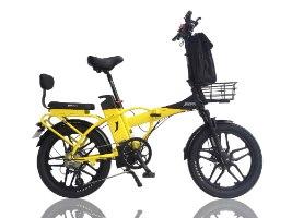 אופניים חשמליים/חשמליות ג'אגר שטאדט – Jager Stadt