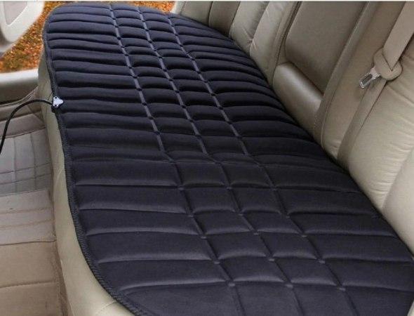 מחמם כיסאות למושב האחורי
