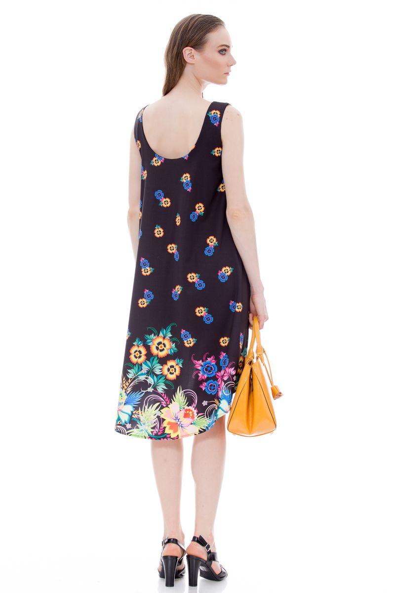 שמלה טרופיקנה