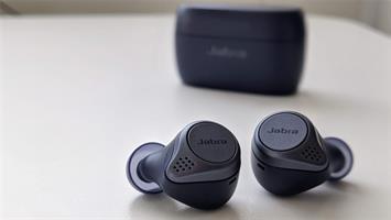 אוזניות JABRA Elite Active 75t True Wireless ג'אברה