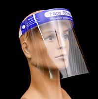 מגן פנים שקוף / קשת ראש