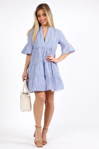 שמלת  כותנה נטלי