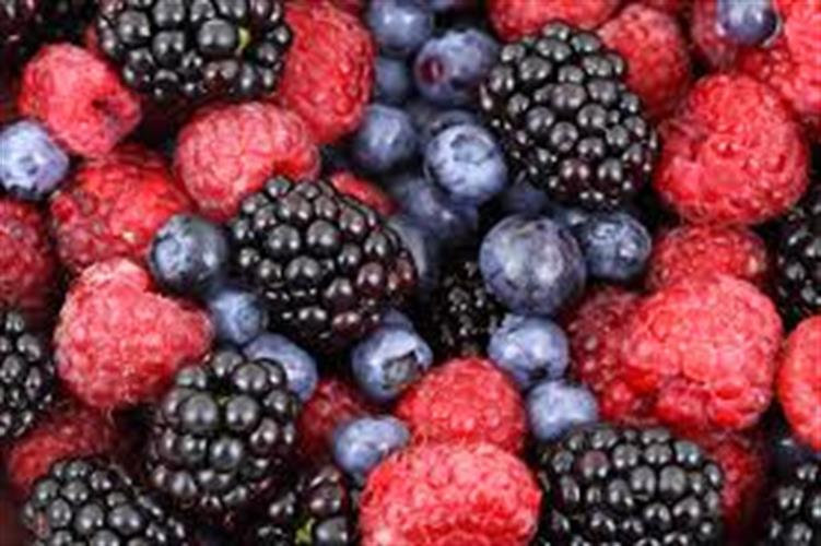 מיקס פירות יער קפואים - אריזה אחת