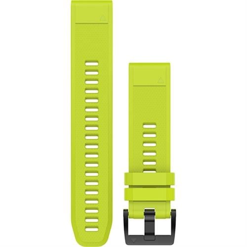 רצועה צהובה מקורית לשעון Garmin Fenix 5 QuickFit 22 Watch Bands