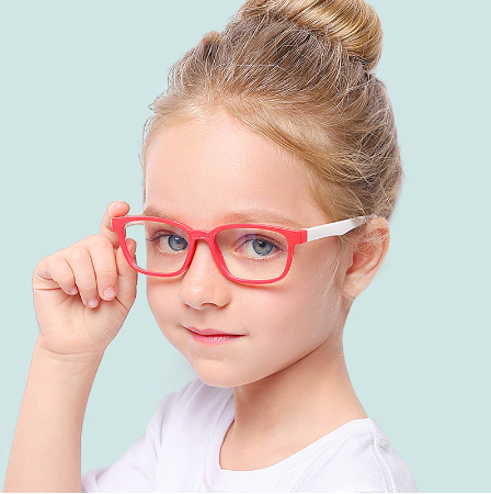 משקפיים נגד קרינת האור הכחול גמישות ומומלצות במיוחד לילדים