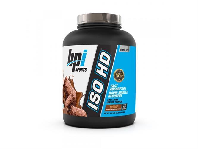אבקת חלבון איזו BPI ISO HD|מהדורה חדשה