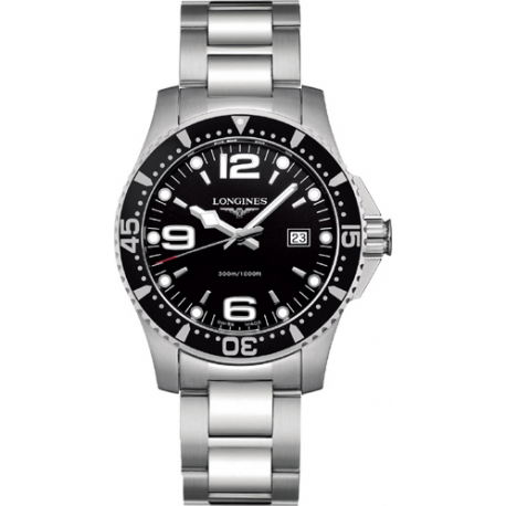 שעון יד אנלוגי גברים LONGINES L3.740.4.96.6