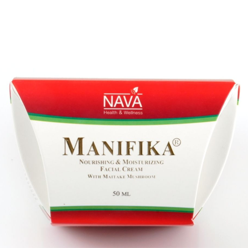 """קרם לחות מניפיקה ®MANIFIKA, 50 מ""""ל, NAVA"""