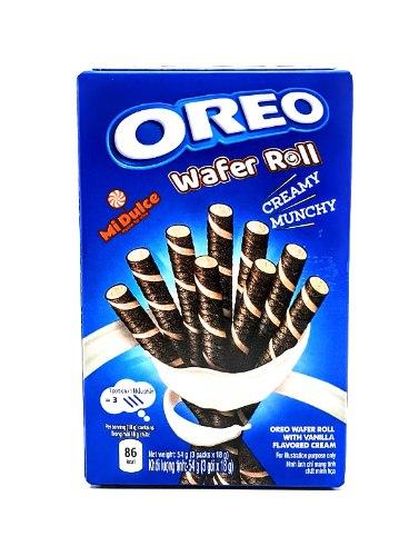 Oreo waffer roll