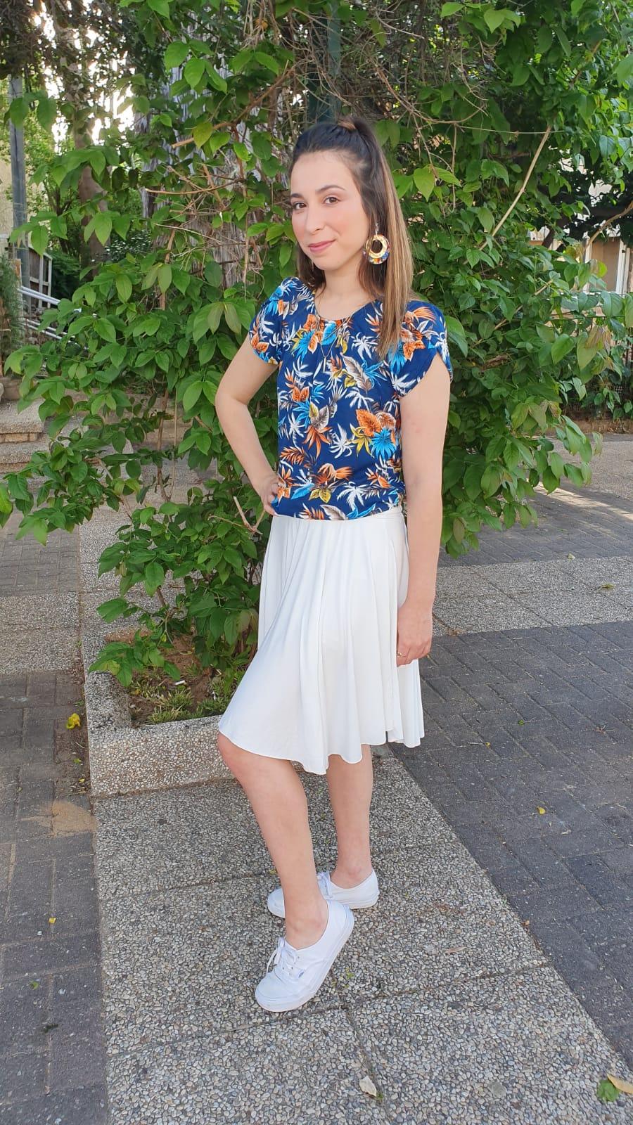 חצאית שגית