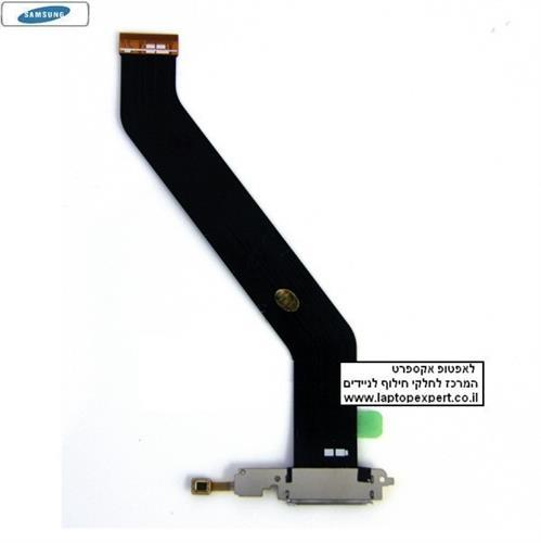 """כבל שקע טעינה לטאבלט סמסונג Samsung Galaxy Tab 10.1"""" SCH-I905 Charging Port Flex Cable"""