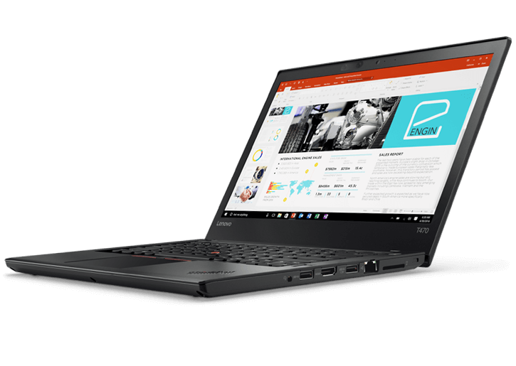 מחשב נייד Lenovo ThinkPad T470 20HD0001IV