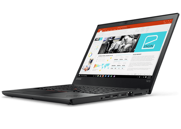 מחשב נייד Lenovo ThinkPad T470 20HD0001IV