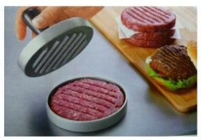 כלי להכנת המבורגר