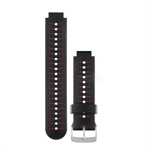 רצועה מקורית לשעון Garmin forerunner 235 שחור/אדום