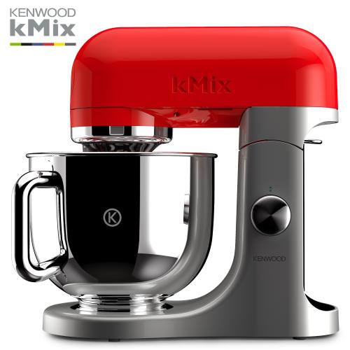KENWOOD מיקסר kMix מסדרת POP ART דגם: KMX-70RD מתצוגה !