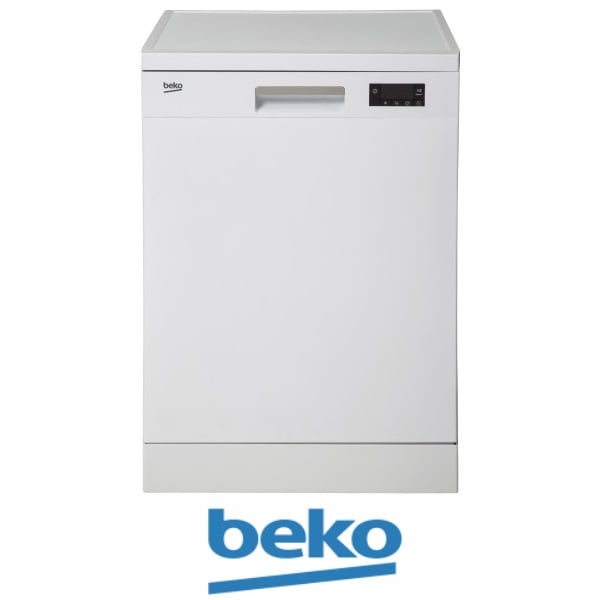 beko מדיח כלים רחב  דגם DFN16210W לבן מתצוגה !